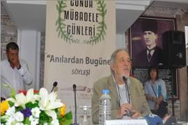 ANILARDAN BUGÜNE SÖYLEŞİLERİ'Nİ PROF.DR. İLBER ORTAYLI BAŞLATTI