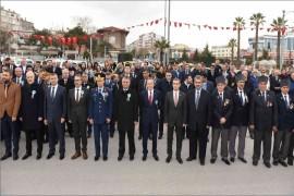 ATATÜRK'ÜN BALIKESİR'E GELİŞİNİN 94. YIL DÖNÜMÜ KUTLANDI